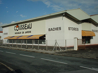 Cousseau Stores - Mobilier Outdoor